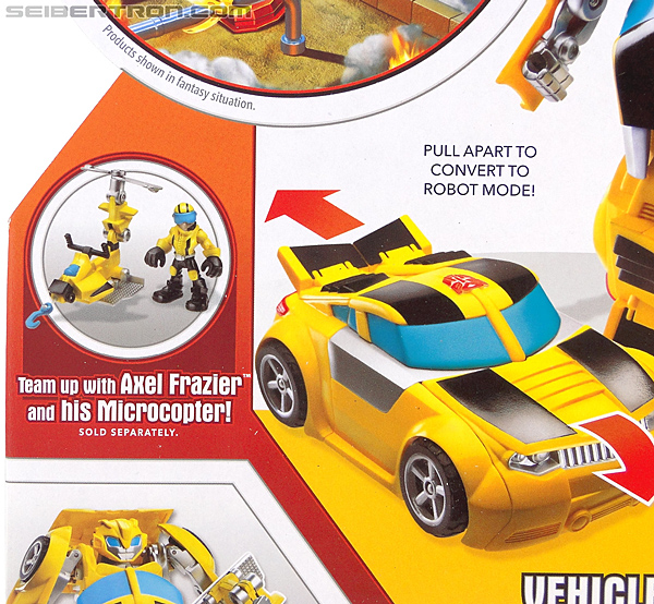Transformers Rescue Bots Bumblebee (Image #15 of 128)