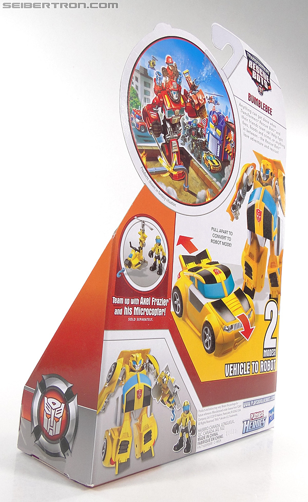 Transformers Rescue Bots Bumblebee (Image #18 of 128)
