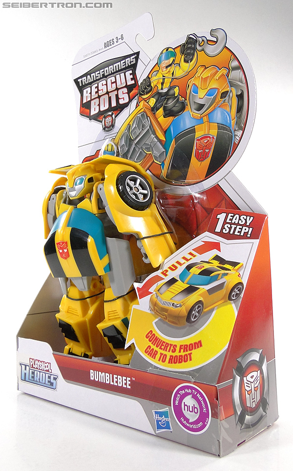 Transformers Rescue Bots Bumblebee (Image #19 of 128)