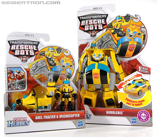 Transformers Rescue Bots Bumblebee (Image #23 of 128)