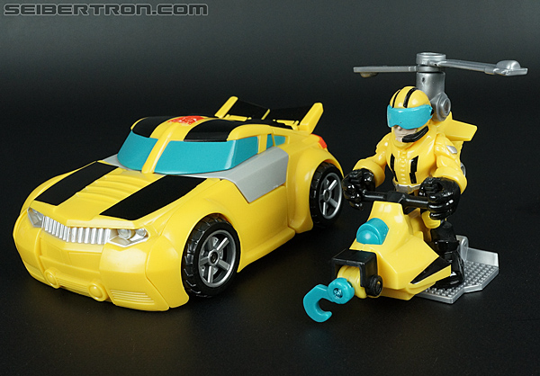 Transformers Rescue Bots Bumblebee (Image #43 of 128)