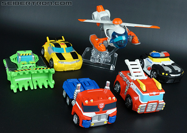 Transformers Rescue Bots Bumblebee (Image #50 of 128)