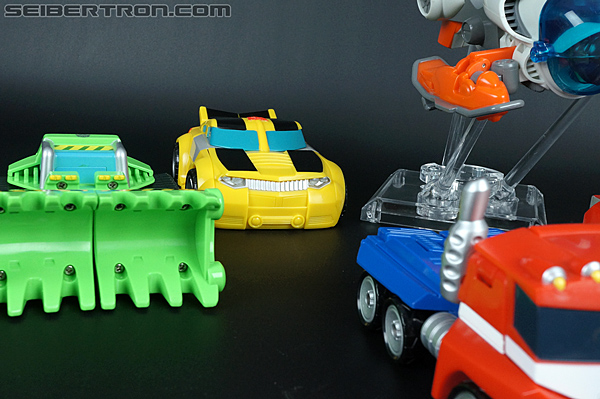 Transformers Rescue Bots Bumblebee (Image #52 of 128)