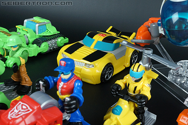 Transformers Rescue Bots Bumblebee (Image #56 of 128)
