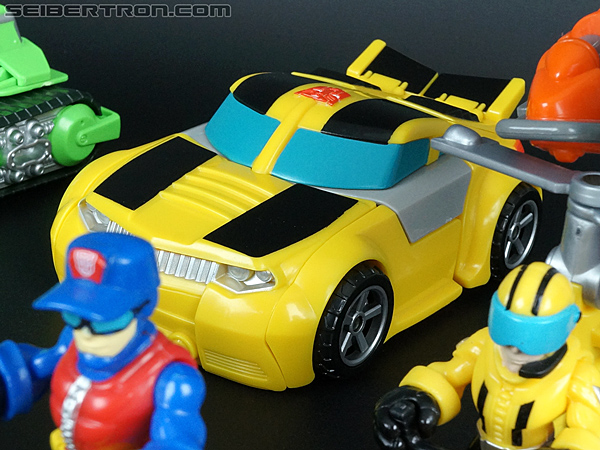 Transformers Rescue Bots Bumblebee (Image #57 of 128)