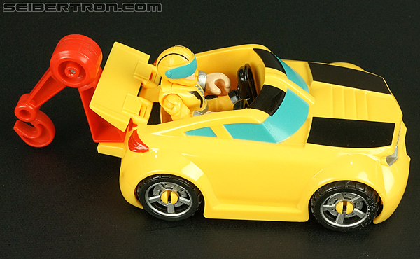 Transformers Rescue Bots Bumblebee (Bumblebee Rescue Garage) (Image #19 of 78)