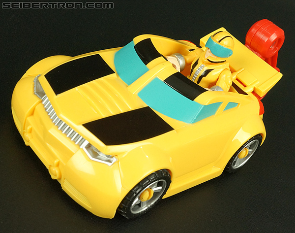 Transformers Rescue Bots Bumblebee (Bumblebee Rescue Garage) (Image #26 of 78)