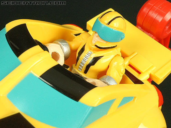 Transformers Rescue Bots Bumblebee (Bumblebee Rescue Garage) (Image #28 of 78)