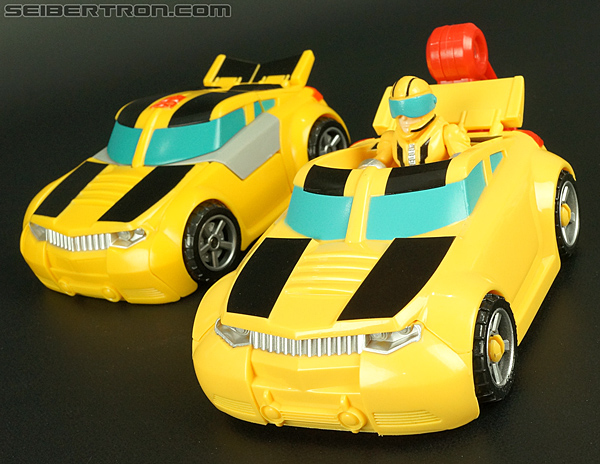 Transformers Rescue Bots Bumblebee (Bumblebee Rescue Garage) (Image #29 of 78)