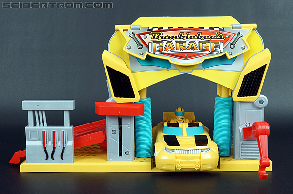 Transformers Rescue Bots Bumblebee (Bumblebee Rescue Garage) (Image #31 of 78)