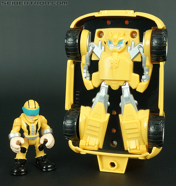 Transformers Rescue Bots Bumblebee (Bumblebee Rescue Garage) (Image #55 of 78)