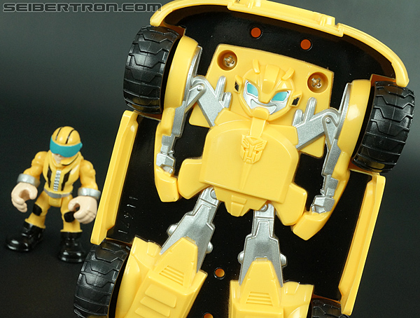 Transformers Rescue Bots Bumblebee (Bumblebee Rescue Garage) (Image #56 of 78)