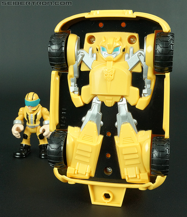 Transformers Rescue Bots Bumblebee (Bumblebee Rescue Garage) (Image #57 of 78)