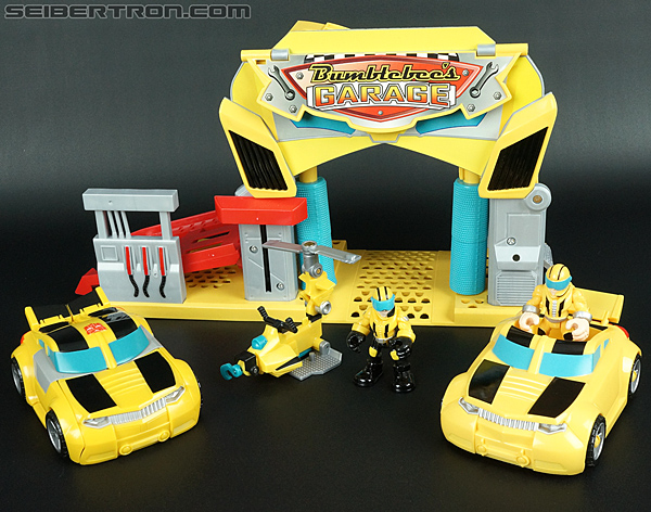 Transformers Rescue Bots Bumblebee (Bumblebee Rescue Garage) (Image #64 of 78)