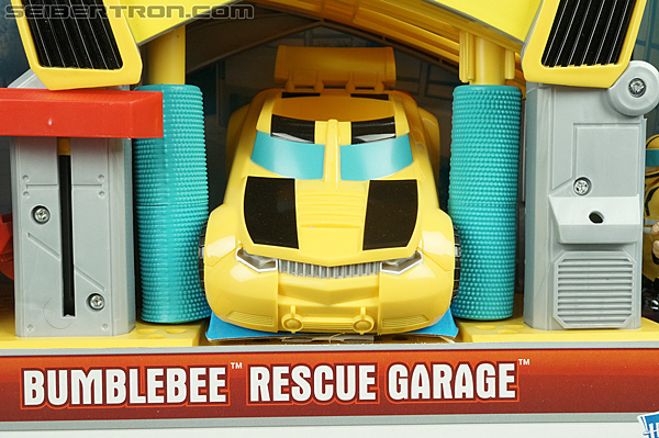 Transformers Rescue Bots Bumblebee Rescue Garage (Image #2 of 80)