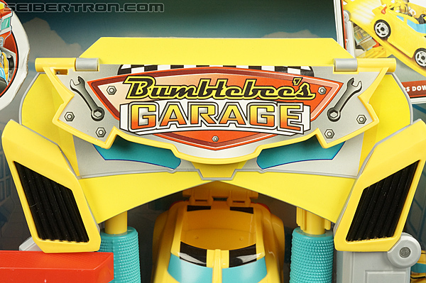 Transformers Rescue Bots Bumblebee Rescue Garage (Image #3 of 80)