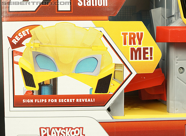 Transformers Rescue Bots Bumblebee Rescue Garage (Image #4 of 80)