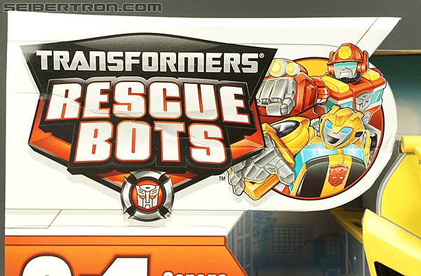 Transformers Rescue Bots Bumblebee Rescue Garage (Image #5 of 80)