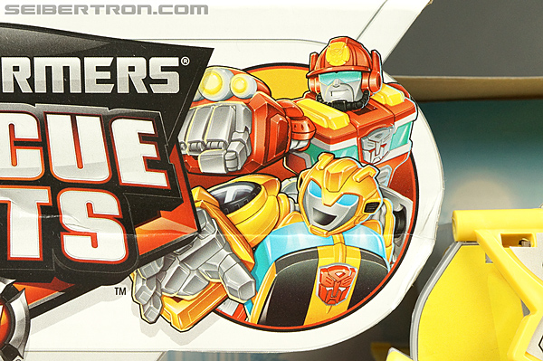 Transformers Rescue Bots Bumblebee Rescue Garage (Image #6 of 80)
