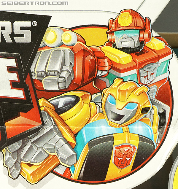 Transformers Rescue Bots Bumblebee Rescue Garage (Image #8 of 80)