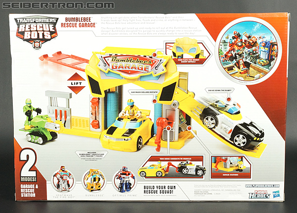 Transformers Rescue Bots Bumblebee Rescue Garage (Image #14 of 80)