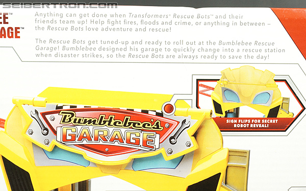 Transformers Rescue Bots Bumblebee Rescue Garage (Image #15 of 80)