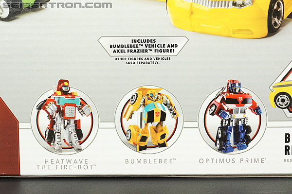 Transformers Rescue Bots Bumblebee Rescue Garage (Image #17 of 80)