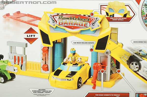 Transformers Rescue Bots Bumblebee Rescue Garage (Image #19 of 80)