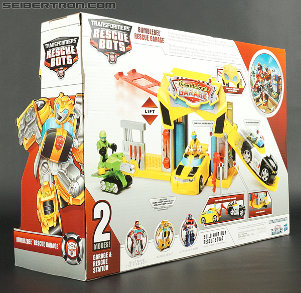 Transformers Rescue Bots Bumblebee Rescue Garage (Image #20 of 80)