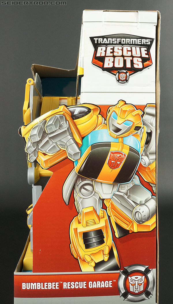Transformers Rescue Bots Bumblebee Rescue Garage (Image #21 of 80)