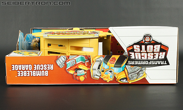 Transformers Rescue Bots Bumblebee Rescue Garage (Image #27 of 80)