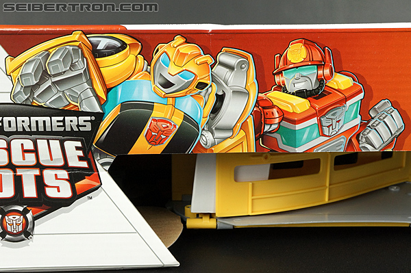 Transformers Rescue Bots Bumblebee Rescue Garage (Image #28 of 80)