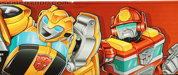 Transformers Rescue Bots Bumblebee Rescue Garage (Image #29 of 80)