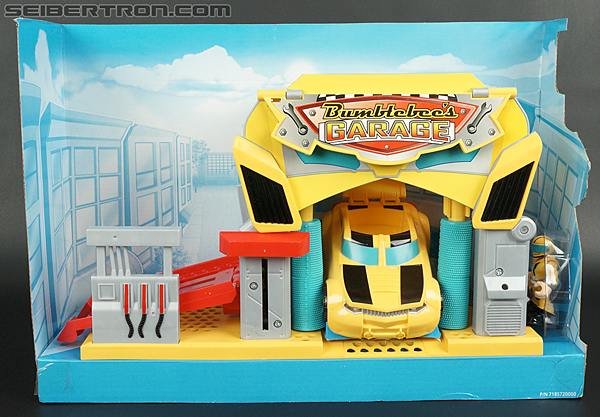 Transformers Rescue Bots Bumblebee Rescue Garage (Image #30 of 80)