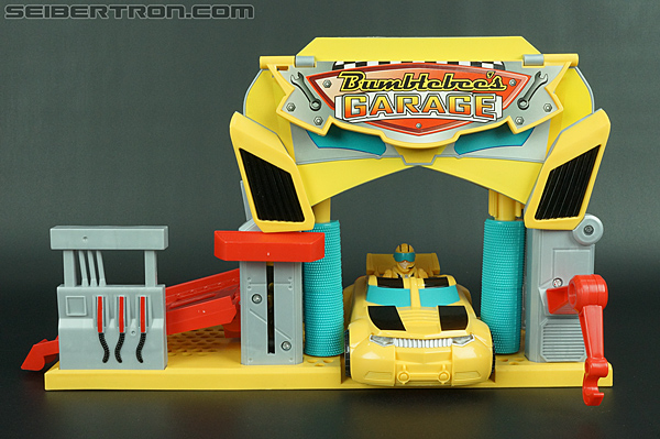 Transformers Rescue Bots Bumblebee Rescue Garage (Image #31 of 80)