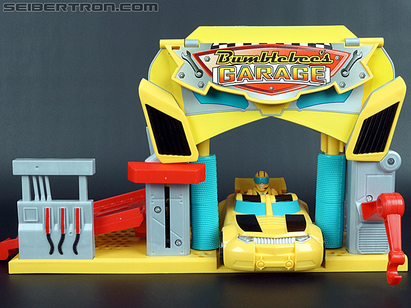 Transformers Rescue Bots Bumblebee Rescue Garage (Image #32 of 80)