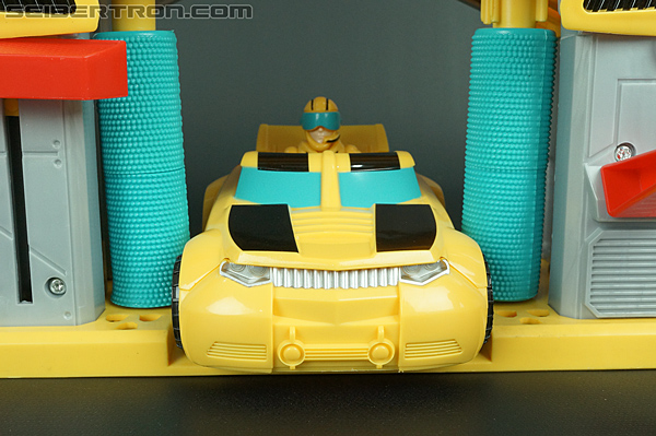 Transformers Rescue Bots Bumblebee Rescue Garage (Image #34 of 80)