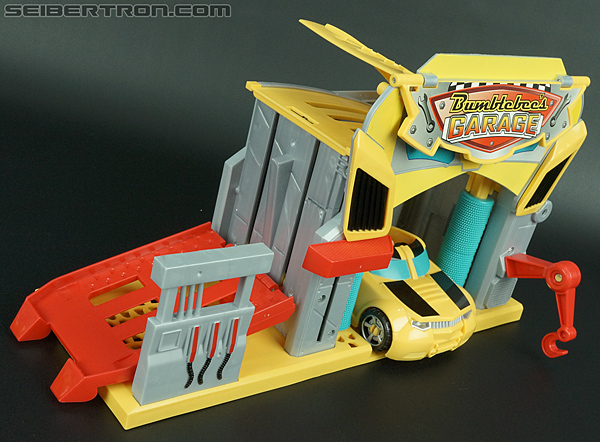 Transformers Rescue Bots Bumblebee Rescue Garage (Image #35 of 80)