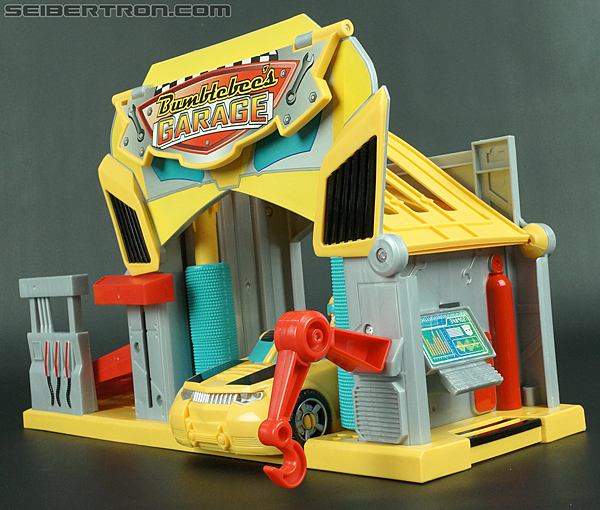 Transformers Rescue Bots Bumblebee Rescue Garage (Image #43 of 80)