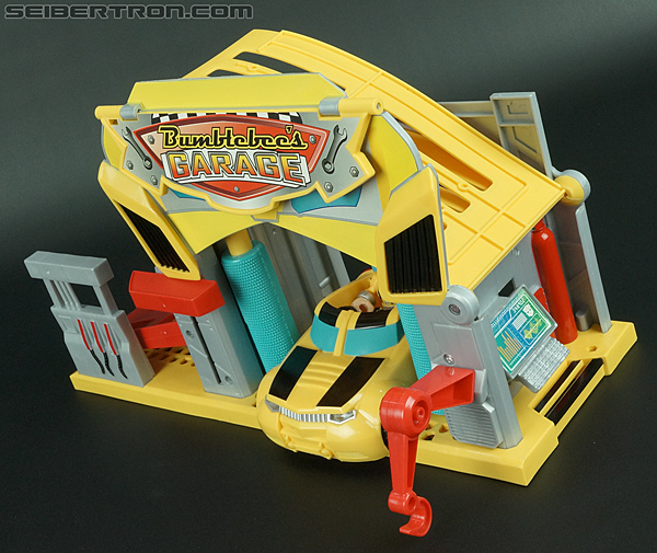 Transformers Rescue Bots Bumblebee Rescue Garage (Image #44 of 80)