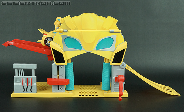 Transformers Rescue Bots Bumblebee Rescue Garage (Image #47 of 80)