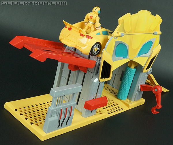 Transformers Rescue Bots Bumblebee Rescue Garage (Image #48 of 80)