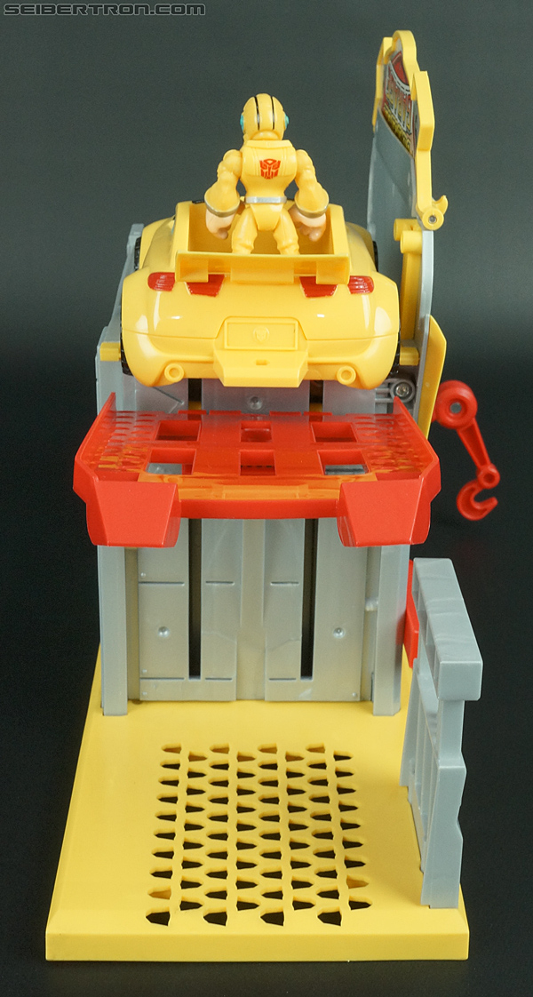 Transformers Rescue Bots Bumblebee Rescue Garage (Image #49 of 80)