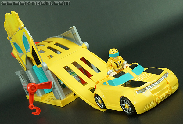 Transformers Rescue Bots Bumblebee Rescue Garage (Image #55 of 80)