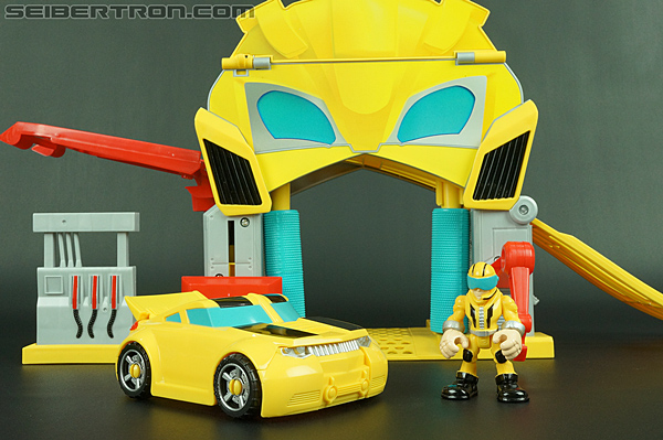Transformers Rescue Bots Bumblebee Rescue Garage (Image #57 of 80)