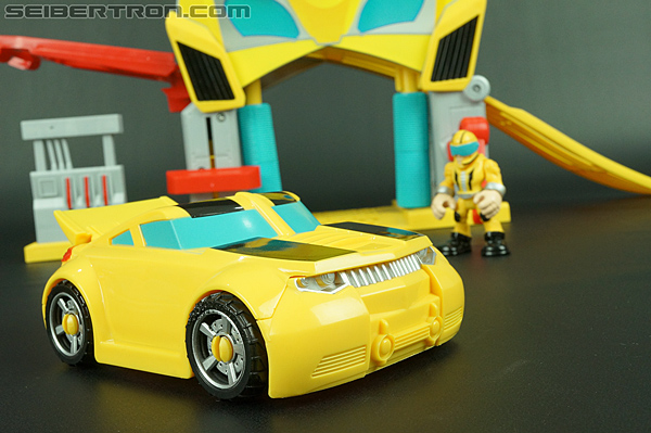 Transformers Rescue Bots Bumblebee Rescue Garage (Image #58 of 80)
