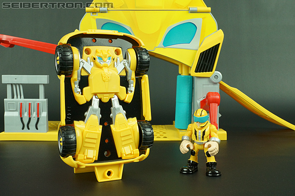 Transformers Rescue Bots Bumblebee Rescue Garage (Image #59 of 80)