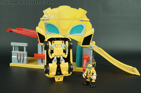Transformers Rescue Bots Bumblebee Rescue Garage (Image #60 of 80)