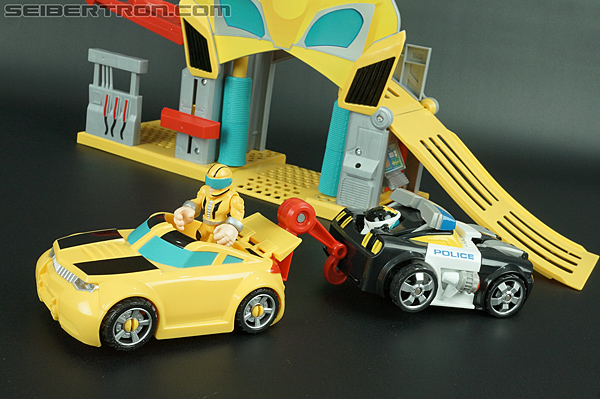 Transformers Rescue Bots Bumblebee Rescue Garage (Image #62 of 80)