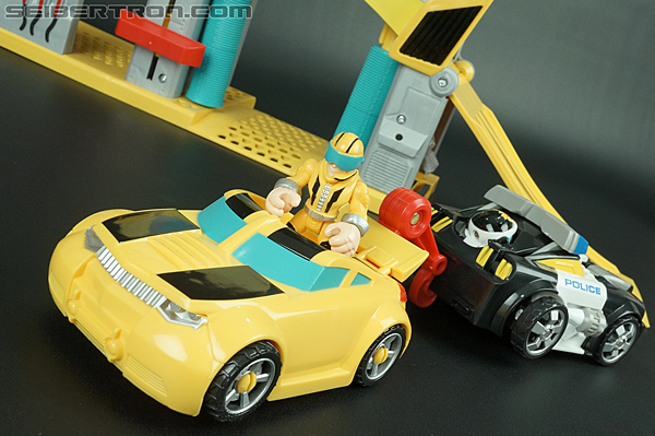 Transformers Rescue Bots Bumblebee Rescue Garage (Image #64 of 80)